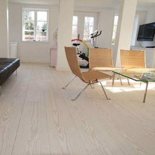 Massiv Pitch Pine Select 180mm plankegulv