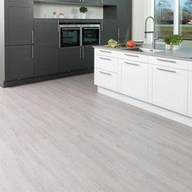 Limed Grey Oak Kork<br/> Wicanders Commercial